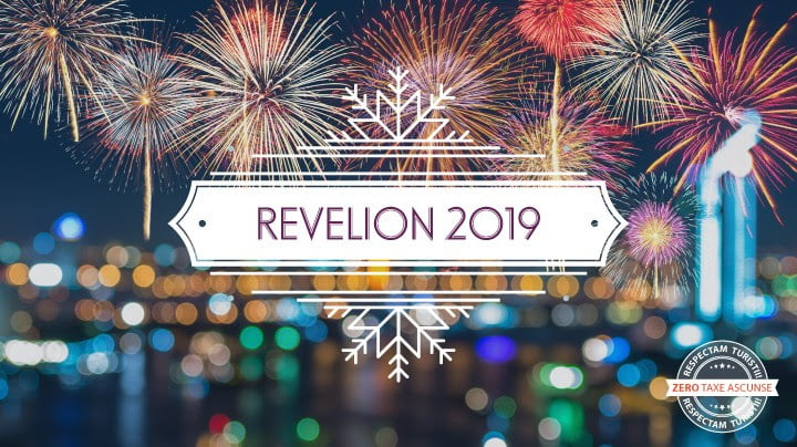 Super oferta! early booking//REVELION 2019// incepe noul an intr-o locatie de vis!