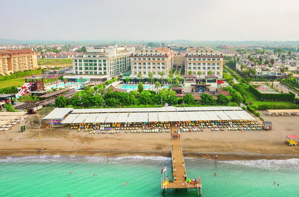 Last minute ANTALYA din Suceava! zbor direct din 12.08! MHOLIDAY Hotel Belek 5* Ultra All Inclusive-600 euro/pers