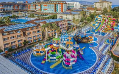 Lansare early-booking : ANTALYA 2019! 25% reducere! Hotel LONICERA RESORT&SPA 5* All inclusive/ 1274 euro/2 pers