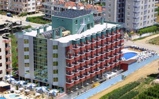 350 euro/pers/all inclusive//Hotel ARES CITY 3*- Antalya/Kemer